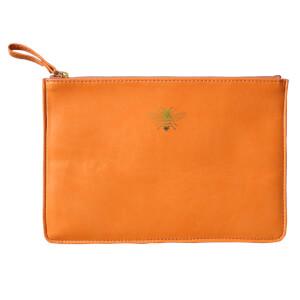 Sky + Miller Bee Pouch - Orange