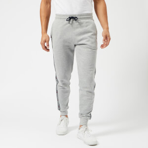 Tommy Hilfiger Men's Tape Detail Pants - Grey Heather
