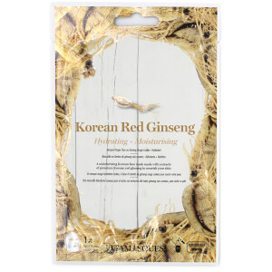 Vitamasques Korean Red Ginseng Sheet Mask 20ml