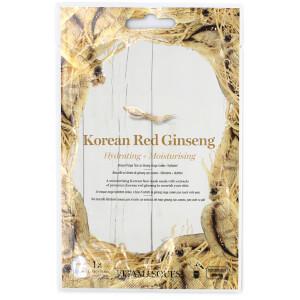 Vitamasques Korean Red Ginseng Sheet Mask 20ml