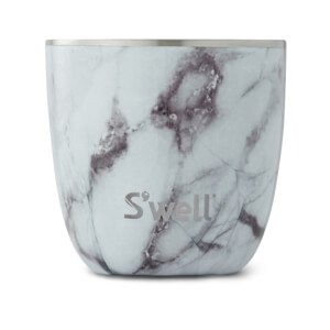 S'well The White Marble Tumbler 295ml