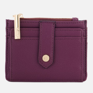 Dune Women's Kollie Card Holder - Berry