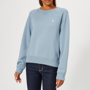 Polo Ralph Lauren Women's Logo Sweatshirt - Channel Blue