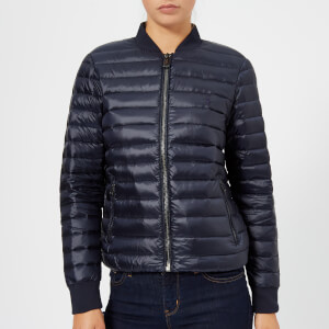 Polo Ralph Lauren Women's Down Fill Jacket - Aviator Navy