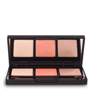 HD Brows Eyeshadow Palette paleta cieni do powiek – Amber
