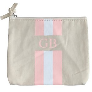 GLOSSYBOX Linen Makeup Bag