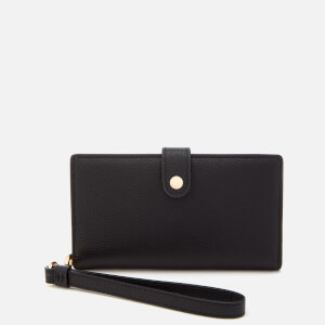 Coach Women's Phone Wristlet - Black
