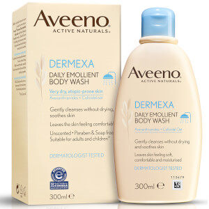 Aveeno Dermexa Daily Emollient Body Wash 300ml