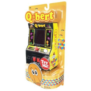 Mini Machine Arcade Q'Bert