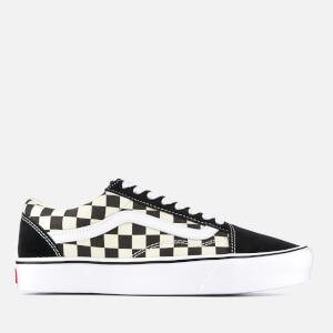 Vans Checkerboard Old Skool Lite Trainers - Black/White