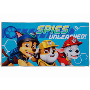 Paw Patrol Spy Towel