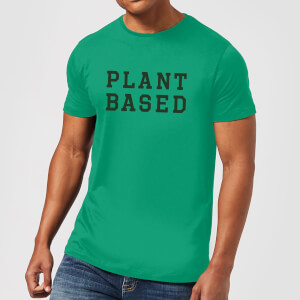 Plant Based T-Shirt - Kelly Green