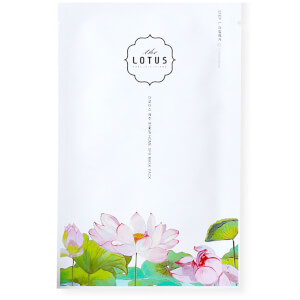 The Lotus Jeju Exfoliating Mask (Schritt 1)