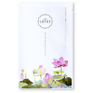 The Lotus Jeju Moisturisation and Wrinkle Treatment (Schritt 3)