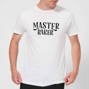 Master Baker T-Shirt - White