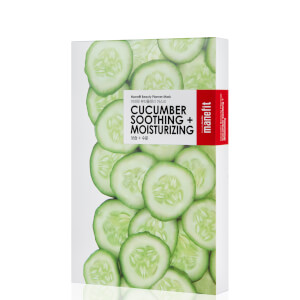 Manefit Beauty Planner Cucumber Soothing + Moisturizing Mask (5 Stück)