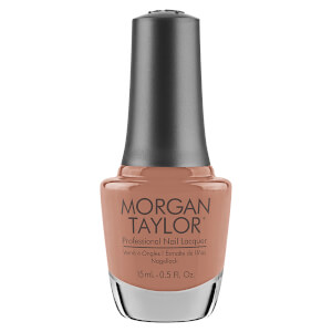 Morgan Taylor Professional Nail Lacquer in Up in the Air-Heart