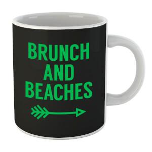 Brunch And Beaches Mug