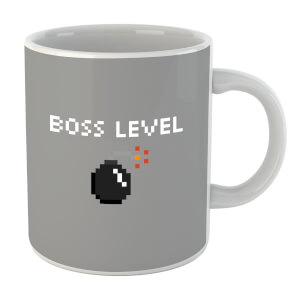 Boss Level Gaming Mug
