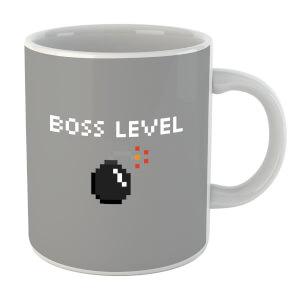 """Taza """"Boss Level"""""""