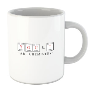 YOU & I Are Chemistry Mug