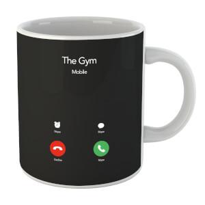 Gym Calling Mug