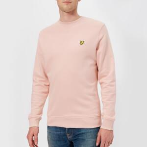 Lyle & Scott Men's Crew Neck Sweatshirt - Dusty Pink