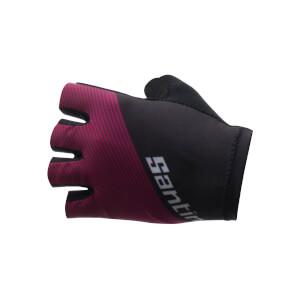 Santini Giada Race Gloves - Violet