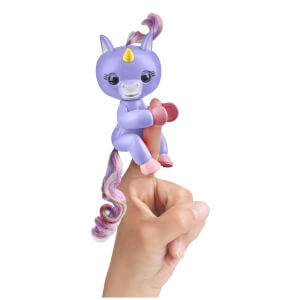 Fingerlings Baby Unicorn - Alika (Purple)
