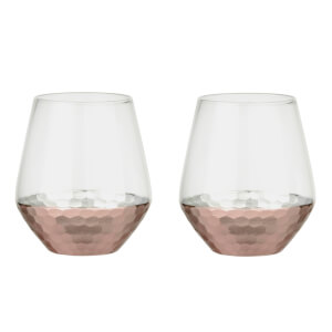 Artland Coppertino DOF Tumbler (Box of 2)