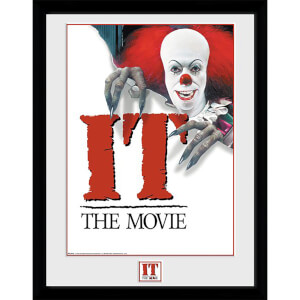 IT The Movie 1990 Collector's 12 x 16 Inches Framed Photograph