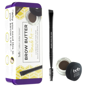 Billion Dollar Brows Brow Butter Pomade Kit (verschiedene Farbtöne)