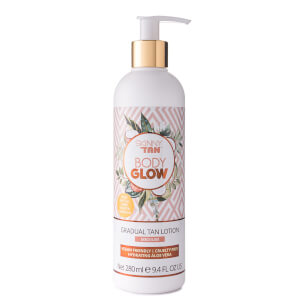 Body Glow by SKINNY TAN Medium Milk 280ml