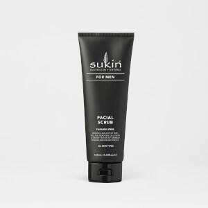 Sukin for Men Facial Scrub 125ml