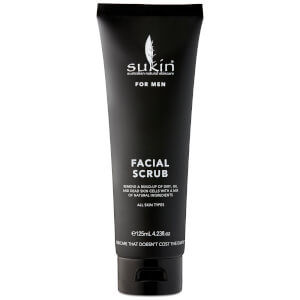 Sukin Men's Facial Scrub 125ml