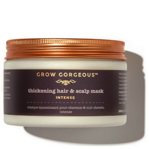 Grow Gorgeous Thickening Hair & Scalp Mask Intense 280ml