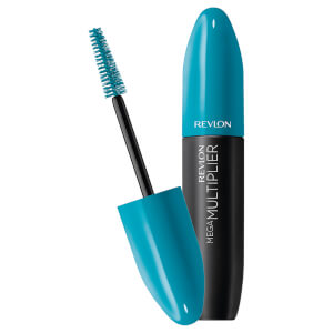 Revlon Mega Multiplier Mascara - Blackest Black