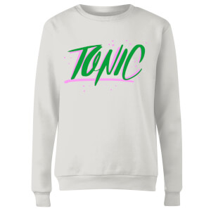 Tonic Women's Sweatshirt - White