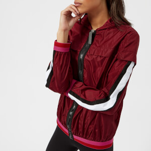 NO KA'OI Women's Hanuna Jacket - Red