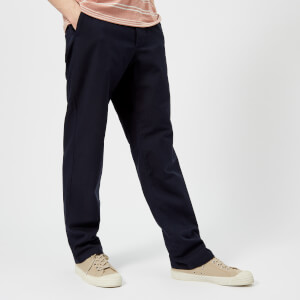 Oliver Spencer Men's Drawstring Trousers - Hock Navy