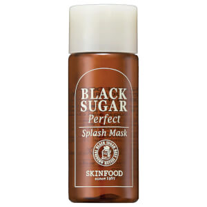SKINFOOD Black Sugar Perfect Splash Mask