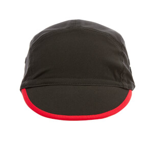 Le Coq Sportif Tour de France 2018 L'Enfer Du Nord Cap - Black/Red