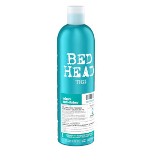 TIGI Bed Head Urban Antidotes Recovery Moisturising Shampoo for Dry and Damaged Hair 750ml (Worth $45)