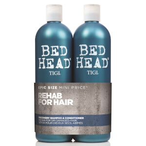 TIGI Bed Head Urban Antidotes Recovery Moisture Shampoo and Conditioner 2 x 750ml (Worth $105)