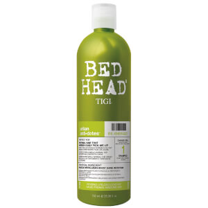 TIGI Bed Head Urban Antidotes shampoo rienergizzante quotidiano per capelli normali 750 ml