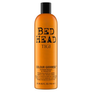 TIGI Bed Head Colour Goddess Oil Infused Shampoo for Coloured Hair Shampoo 750ml