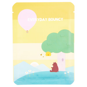 PACKage Everyday Bouncy Facial Mask (1 Mask)