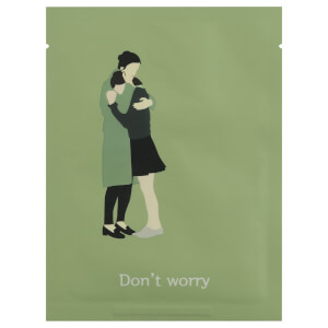 PACKage Don't Worry Healing Mask -kasvonaamio (1 naamio)