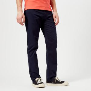 GANT Men's Twill Jeans - Marine