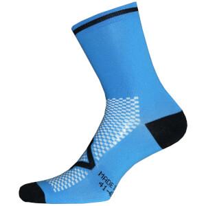 Nalini Lampo Socks - Blue